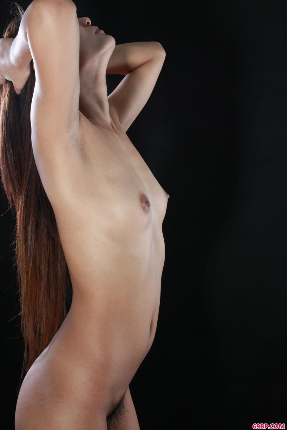 人体小天鹅6