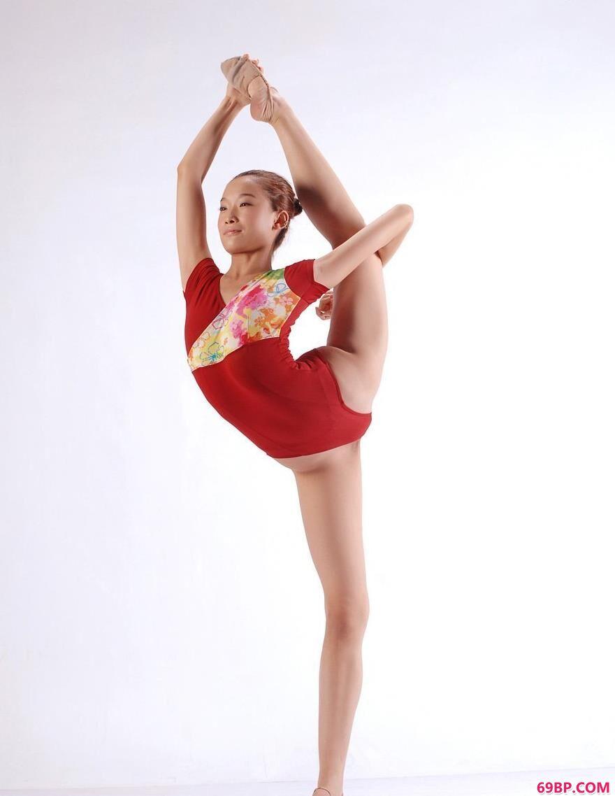 广东艺术体操队队员艺术之美2
